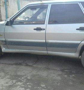 Машина 2005 год 15