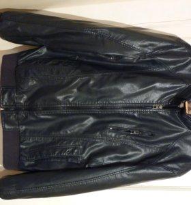 куртка мужская (кож.зам)
