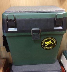 Ящик для зимней рыбалки 20л
