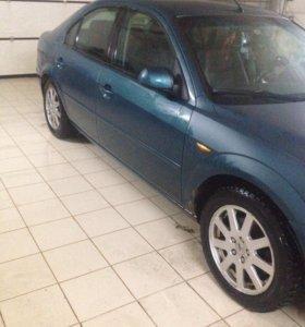 Форд Мондео 3 2001 г 1.8 л.с