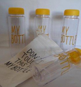 Пластиковая бутылка My Bottle (500 мл)