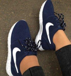 Кроссовки женские Nike весна замша