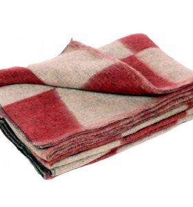 Одеяло полушерстяное ЖД
