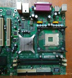 Материнская плата Intel D865GVHZ