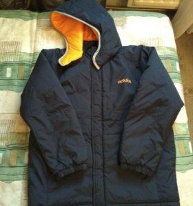 Детская куртка зимняя Adidas