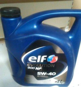 ELF 5w40 evolution 900 NF