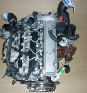Двигатель D20DT SsangYong Actyon, Kyron