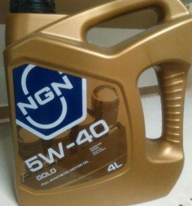 NGN 5w40 Gold 4л.