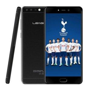 Leagoo T5c новый, стильный смартфон
