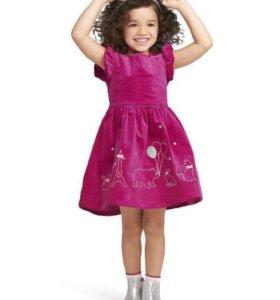 Новое платье джимбори размер 3т