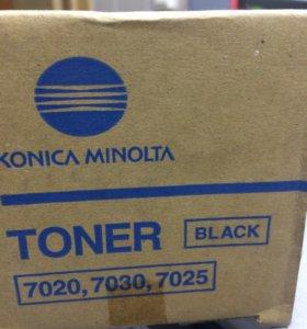 Тонер Konica Minolta