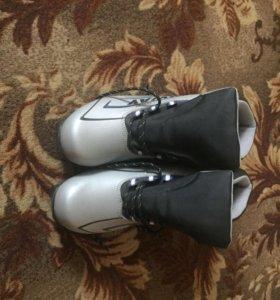 Ботинки лыжные nordway