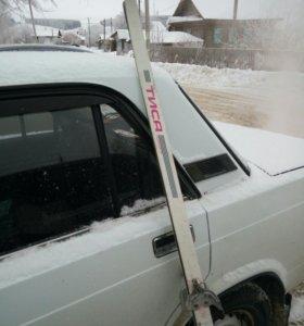 Лыжи Fisсher