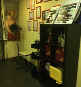 Сдам в аренду парикмахерское кресло