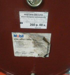 Mobil 5w40 Super 3000
