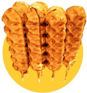 Корн-Доги (сосиска в тесте)
