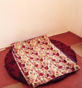 Кровать 2х спальная круглая