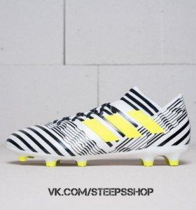 Футбольная обувь Adidas Nemeziz Messi 17.3 FG