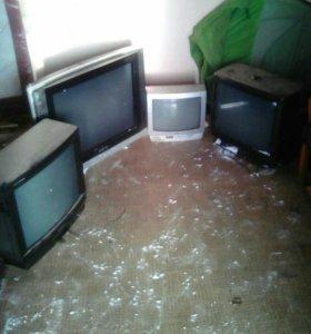 Телевизоры на запчасти или под восстановление
