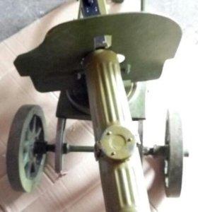 Коллекционный макет пулемета Максима