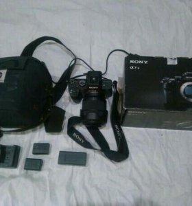 Фотоаппарат Sony A7 II kit