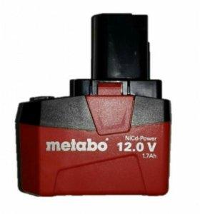 Акумуляторы метабо 12 вольт