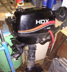 Лодочный мотор hdx 5