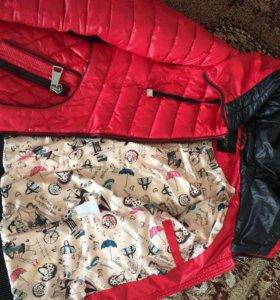 Куртка 42-44, зима