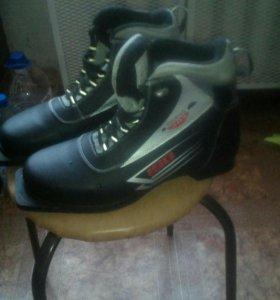 Ботинки лыжные 45