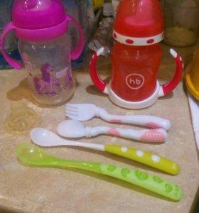 Детская посуда!
