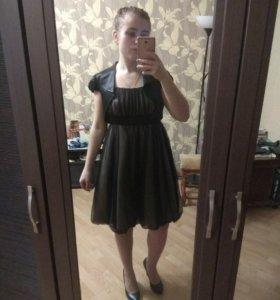 Вечернее платье 46-48р