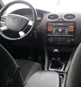 Форд фокус 2 . 1,6 /115 лс
