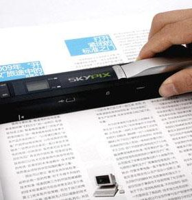 Ручной сканер Handyscan