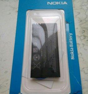 Аккумулятор для Nokia lumia 630,635