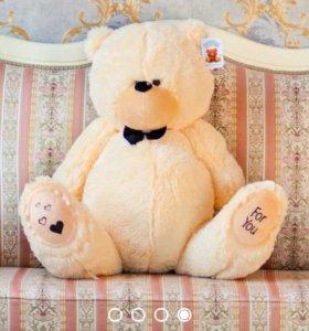 Плюшевый медведь, мишка тедди