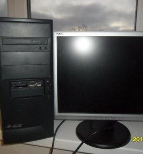 Компьютер на базе 2-ядерного Intel