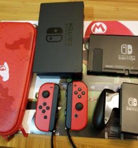 Nintendo Switch + Игра