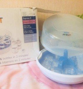 Стерилизатор для микроволновки