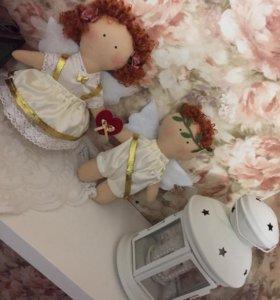 Подарочные ангелочки ( пара )