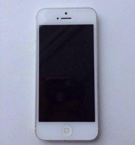 iPhone 5 16GB (Белый)