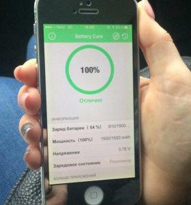 Замена батареи (аккумулятора) на iPhone