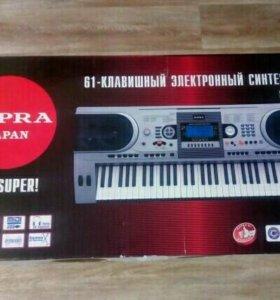 Синтезатор SUPRA