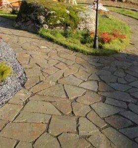 Природный камень пластушка