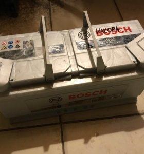 Аккумулятор BOSCH 110 A/h