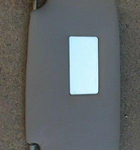 Козырек солнцезащитный