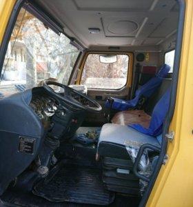 Автокран XCMG Q40K