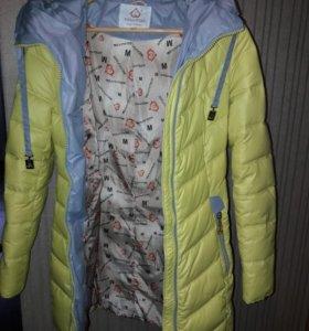 Куртка девочк