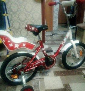 Велосипед детский новый торг.