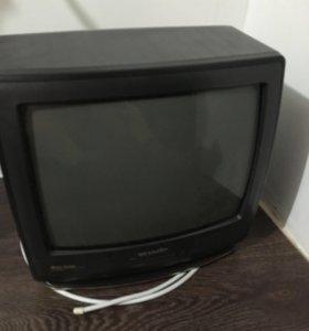 Продам телевизор с полкой 📺