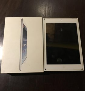 iPad mini 16gb LTE , wi-fi